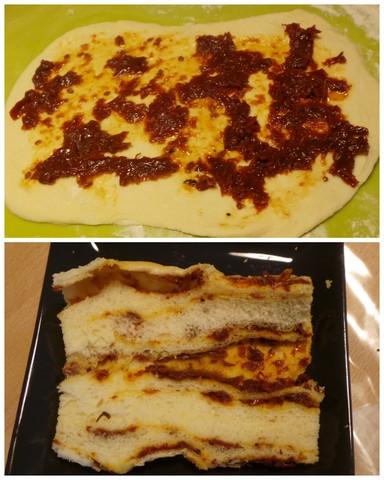 pain tomates séchées