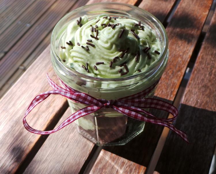 cupcake chocolat pistache