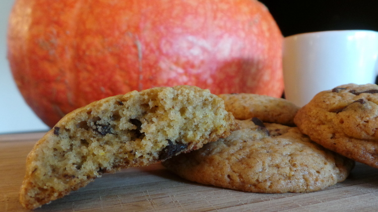 cookie épicé